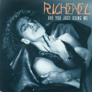 Cover - Richenel: Are You Just Using Me