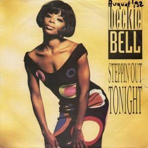 Beckie Bell: Steppin' Out Tonight - Cover