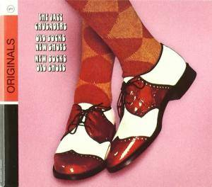 Cover - Jazz Crusaders, The: Old Socks,New Shoes...New Socks,Old Shoes