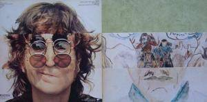 John Lennon: Walls And Bridges (LP) - Bild 5