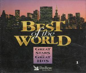 Cover - Fats Waller & His Rhythm: Best Of The World 1 - 3