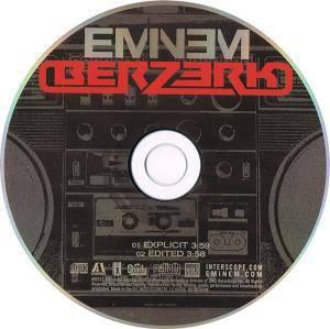 Eminem: Berzerk (Single-CD) - Bild 3