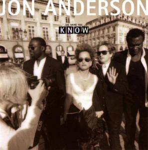 Jon Anderson: More You Know, The - Cover