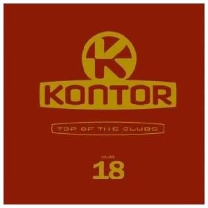 Kontor - Top Of The Clubs Vol. 18 - Cover