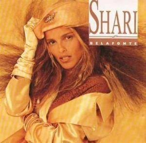 Shari Belafonte: Shari - Cover
