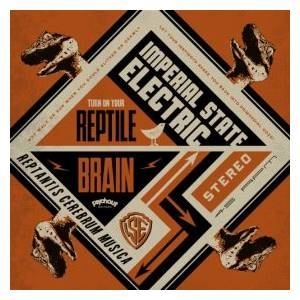 Imperial State Electric: Reptile Brain - Cover