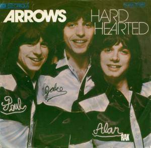 Cover - Arrows: Hard Hearted