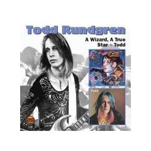 Cover - Todd Rundgren: Wizard, A True Star / Todd, A