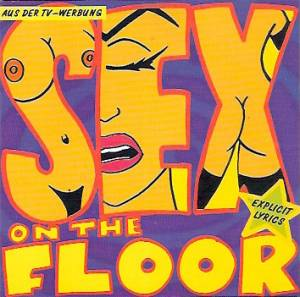 Cover - House Of Detroit: Sex On The Floor