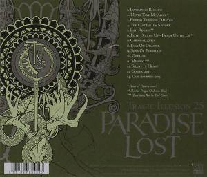 Paradise Lost: Tragic Illusion 25 (CD) - Bild 2