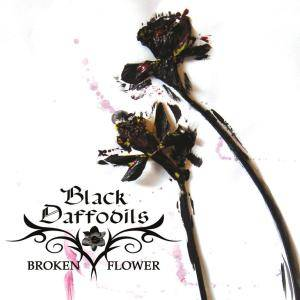 Black Daffodils: Broken Flower - Cover