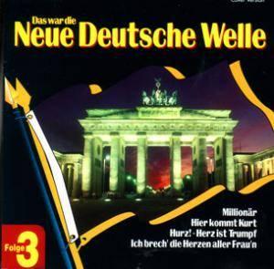 Das war die neue deutsche welle folge 3 cd for Die neue deutsche welle