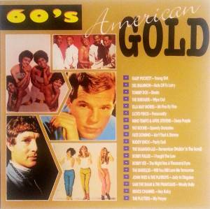 Cover - John Fred & His Playboys: 60's American Gold
