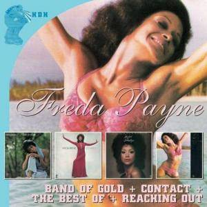Cover - Freda Payne: Band Of Gold / Contact / The Best Of / Reaching Out