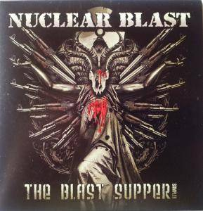 Nuclear Blast - The Blast Supper Sampler - Cover