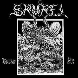 Samael: Worship Him (PIC-LP) - Bild 1