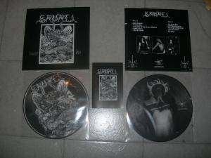 Samael: Worship Him (PIC-LP) - Bild 2