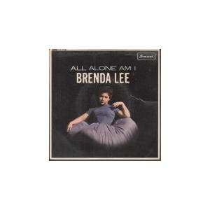 Cover - Brenda Lee: All Alone Am I