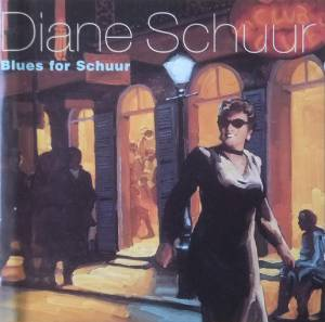 Cover - Diane Schuur: Blues For Schuur