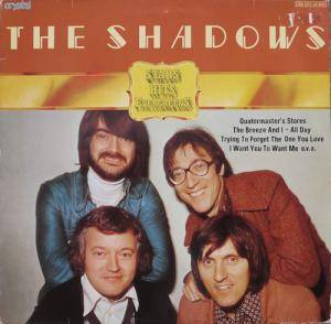 Cover - Shadows, The: Stars Hits Evergreens