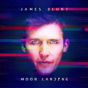 Cover - James Blunt: Moon Landing
