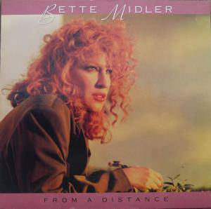 Bette Midler: From A Distance - Cover