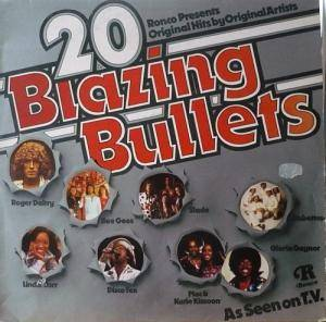 Cover - Jim Gilstrap: 20 Blazing Bullets