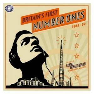 Cover - Sammy Kaye: Britain's First Number Ones 1945-52