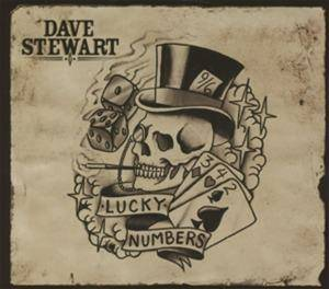 Cover - Dave Stewart: Lucky Numbers