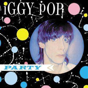 Iggy Pop: Party - Cover