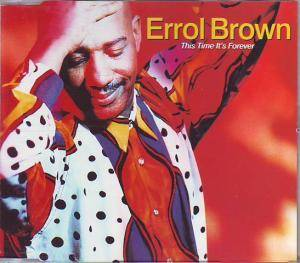 Errol Brown: This Time It's Forever - Cover