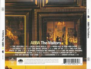 ABBA: The Visitors (CD) - Bild 2