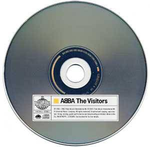 ABBA: The Visitors (CD) - Bild 3