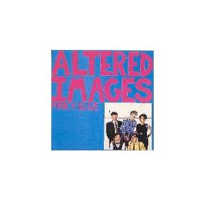 Altered Images: Pinky Blue - Cover