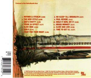 Beastie Boys: Licensed To Ill (CD) - Bild 2