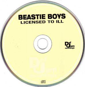 Beastie Boys: Licensed To Ill (CD) - Bild 3