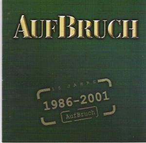 Cover - AufBruch: 15 Jahre (1986-2001)