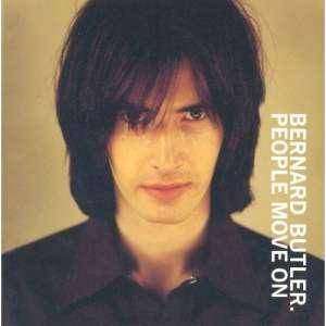 Bernard Butler: People Move On - Cover