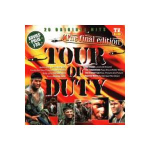 Tour Of Duty - Cover