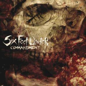 Six Feet Under: Commandment (CD) - Bild 2