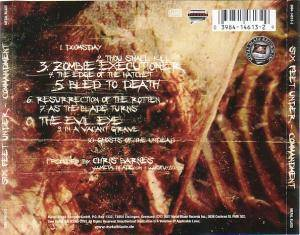 Six Feet Under: Commandment (CD) - Bild 3