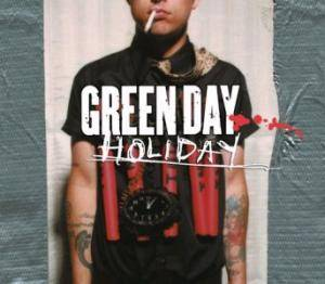 Green Day: Holiday - Cover