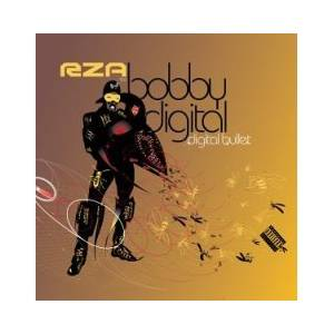 Cover - RZA: RZA As Bobby Digital In Digital Bullet
