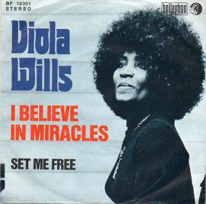 Cover - Viola Wills: I Believe In Miracles