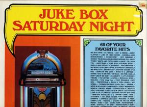 Cover - Shells, The: Juke Box Saturday Night