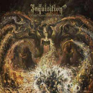 Cover - Inquisition: Obscure Verses For The Multiverse