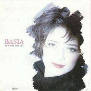 Cover - Basia: New Day For You