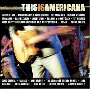 Cover - Notorious Cherry Bombs, The: This Is Americana