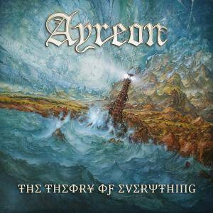 Ayreon: Theory Of Everything, The - Cover