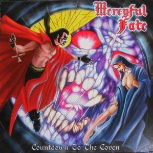 Mercyful Fate: Countdown To The Coven - Cover
